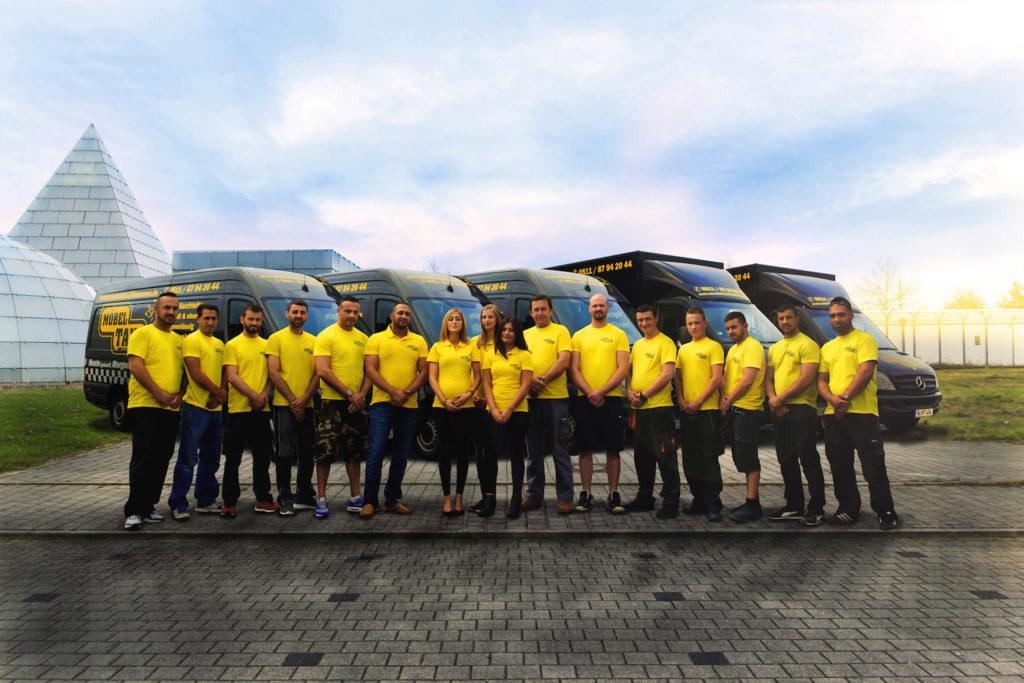MoebelTaxi Team