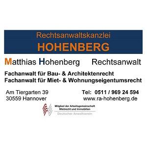 Rechtsanwaltskanzlei Hohenberg